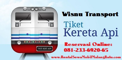 Tiket Kereta Api Online