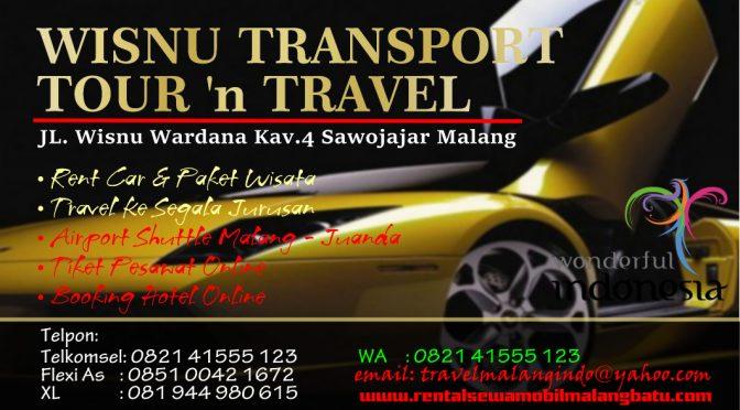 Travel Malang Tulungagung, Travel Tulungagung Malang 2018, WA Line 0821 41555 123