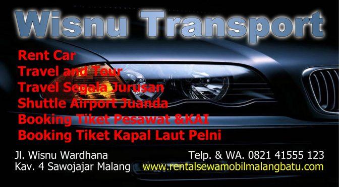 Rental Mobil Malang, Sewa Mobil Malang, Update Harga 2021